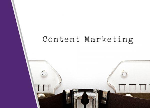 Content Graphic Typewriter